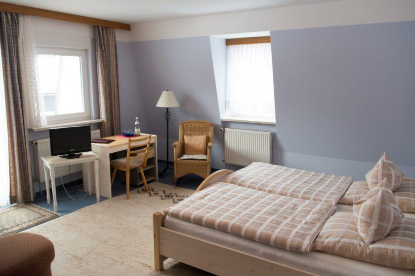 s Gästehaus Bad Steben Doppelzimmer